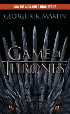 A Game of Thrones (HBO Tie-In Edition): A Song of Ice and Fire: Book One (Song