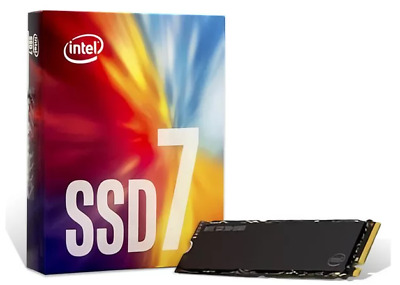 Intel SSD 760p Serie m.2-2280 512gb PCI Express 3.0 X4 Nvme Solid State Drive