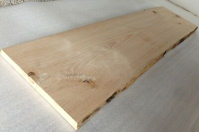Sweet Chestnut - Live Edge Waney Character Wide Hardwood Timber Woodwork Mantle
