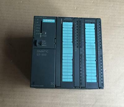 1Pc Used Siemens Cpu314C-2Dp 6Es7 314-6Cf02-0Ab0 6Es7314-6Cf02-0Ab0 #Oh19