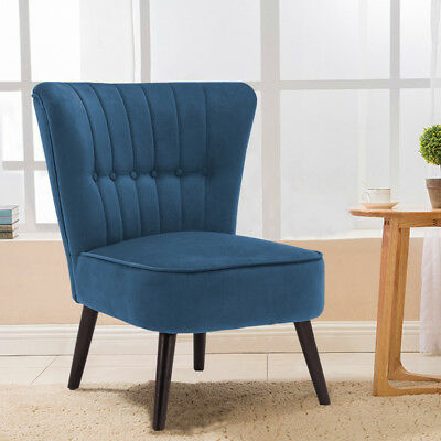 Astonishing Midnight Blue Retro Wing Back Chair Dining Chairs Relaxing Pabps2019 Chair Design Images Pabps2019Com