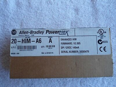 FS Allen Bradley PowerFlex Programmer     20-HIM-A6     SEALED