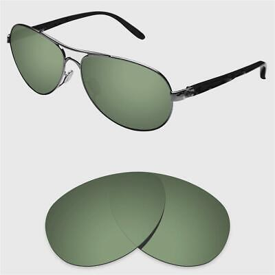 3016714ba New Polarized Replacement G15 Lens Fit Ray Ban Tech 8313 58Mm Sunglasses