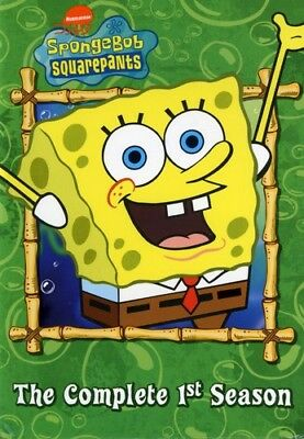 SpongeBob SquarePants: The Complete 1st Season [3 Discs] (DVD Used Very Good)