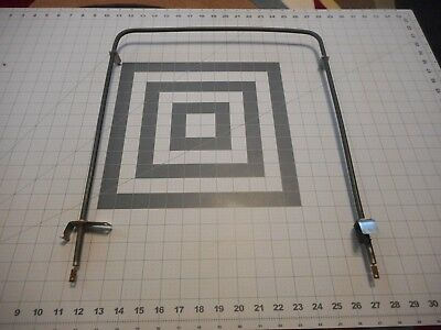 Detroit Jewell Waste King Oven Bake Element Stove Range Vintage Made in USA 15