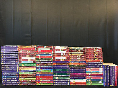 Lot of 125 Love Inspired Inspirational, Historical & Serial Romance, & Suspense
