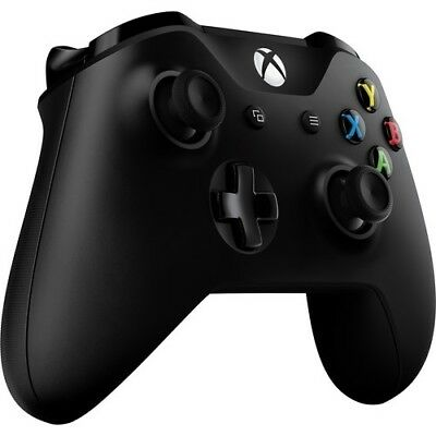 Microsoft Xbox One Wireless Bluetooth Controller Black - 6CL-00001