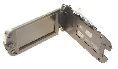 Canon Camcorder Legria Hfr106 Silver Right Cover With Lcd Screen New