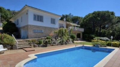 Four Bedroom Luxurious Spanish Villa, Costa Brava, Catalonia, Panoramic Views
