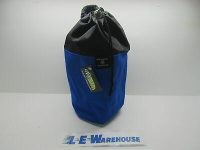 Weaver Leather Arborist Lineman Medium Throw Line Storage Bag - Blue 08-07142