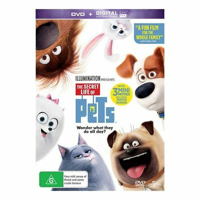 NEW The Secret Life of Pets - DVD
