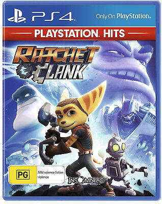 Ratchet and Clank Hits (PlayStation 4)