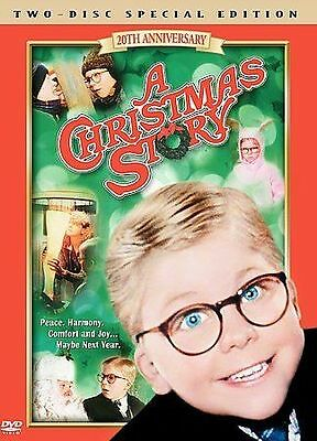 A Christmas Story (Two-Disc Special Edition), DVD, Yano Anaya,Zack Ward,R.D. Rob