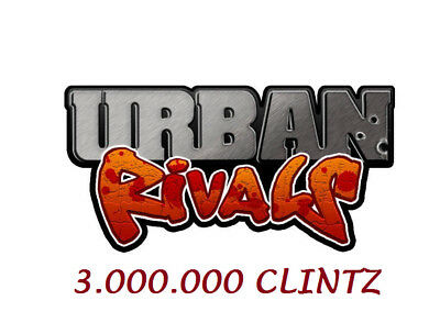 Urban Rivals 3000000 clintz - Quick way to get clintz and saving money