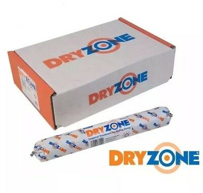 5 x DRYZONE 600ML TUBES | RISING DAMP TREATMENT