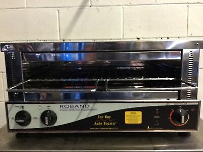 Commercial Restaurant Cafe Roband  TA 810 Salamander Toaster Grill
