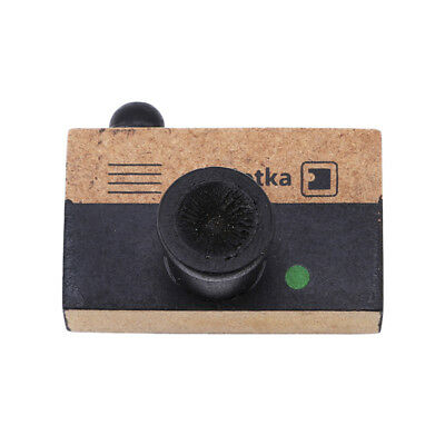 Wooden Retro Small Camera Pattern Stamp Baby Toys Classic Toy For Children EA