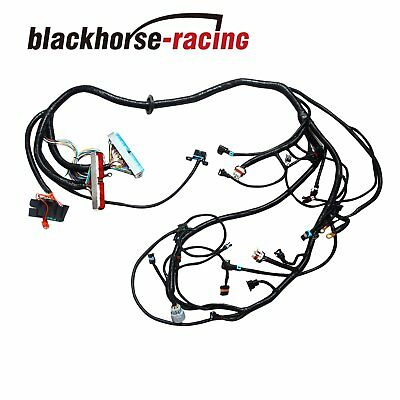 Excellent For 99 03 Vortec 4 8 5 3 6 0 Standalone Wiring Harness W 4L60E Wiring 101 Capemaxxcnl