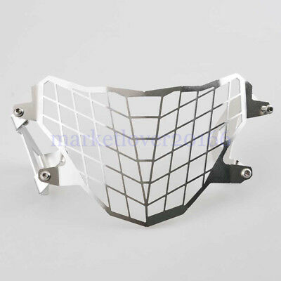 Sliver Front Headlight Screen Protective Cover Grille Guard For BMW G310GS 17 18