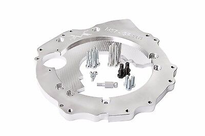 Bmw M57 M57N Engine Adapter Plate To Nissa Patrol Y61 Zd30 Manual Gearbox Pmc