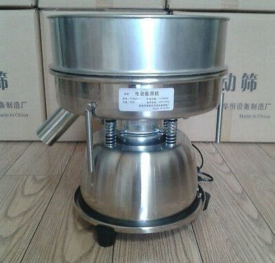 Electric Mechanical Sieve Shaker Vibrating Sieve Machine For Powder, Particles