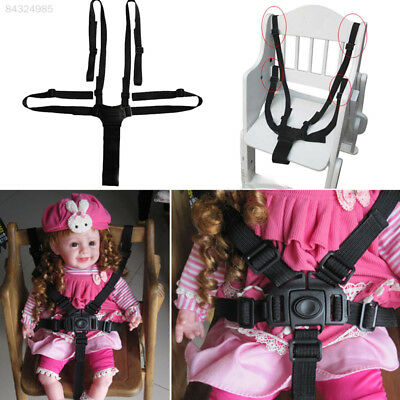 8C1B Universal Car Seat Safety Baby Seat Belt Safety Chair Pushchair High Chair