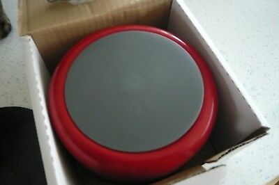 Fire Alarm DC Electronic RED Bell (FB/024V/R)  Weather Proof  24vdc