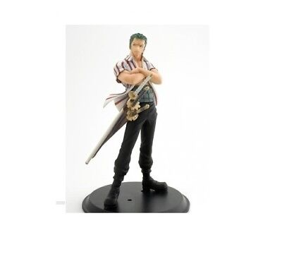One Piece Zoro Crossover Dx Banpresto New