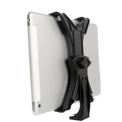 """Tripod Mount Clamp Holder Bracket 1/4'' Thread Adapter for 7-10.1"""" Tablet iPad"""