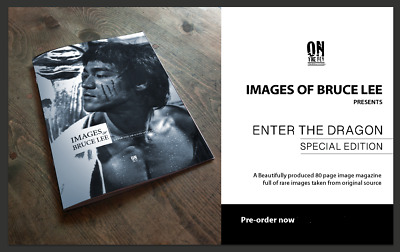 Pre Order Images Of Bruce Lee: Enter The Dragon Special Limited Edition (2019).