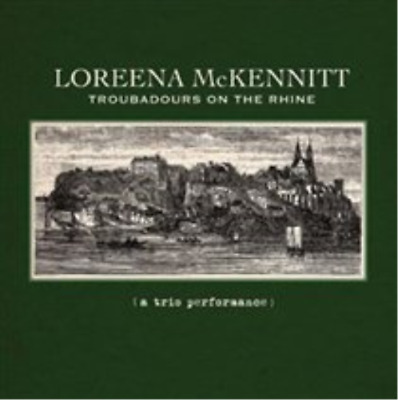 Loreena McKennitt-Troubadours On the Rhine CD NUEVO