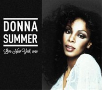 Donna Summer-Live in New York, 1999 CD NEUF