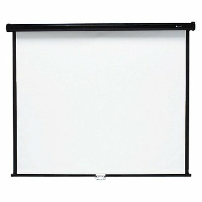 Quartet Wall or Ceiling Projection Screen Wall or Ceiling Projection Screen