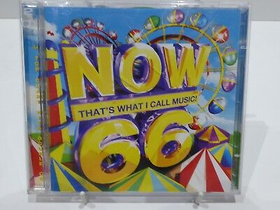 Now That's What I Call Music 66 - Double Cd Album