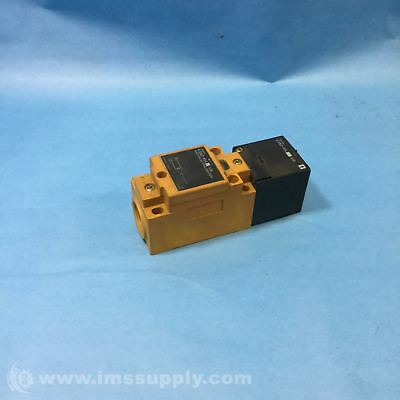 Omron E3N2-50L-US Photoelectric Switch USIP