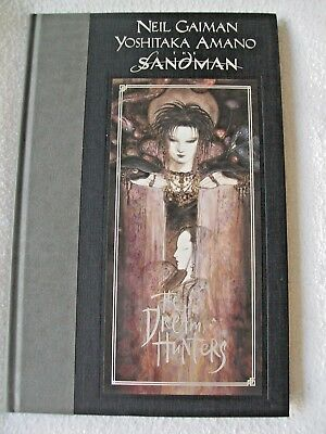 The Sandman The Dream Hunters Storybook Edition Hardcover Neil Gaiman Amamno DC