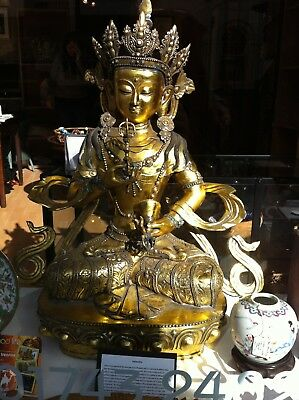 Vajrasattva Buddha - from Nik Douglas' Private Collection - 30 inches High