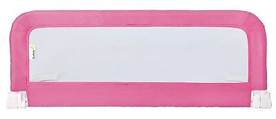 (Pink) - Safety 1st Portable Bed Rail (Pink). Brand New