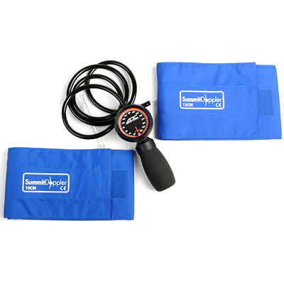 Wallach / Summit Doppler ABI 2 Cuff Package with Aneroid - K160