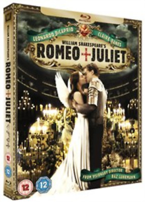 Dash Mihok, Leonardo DiCaprio-Romeo and Juliet Blu-ray NUEVO