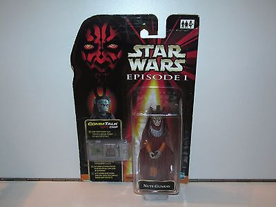 Star Wars 1999 Episode I Nute Gunray Mosc Hasbro