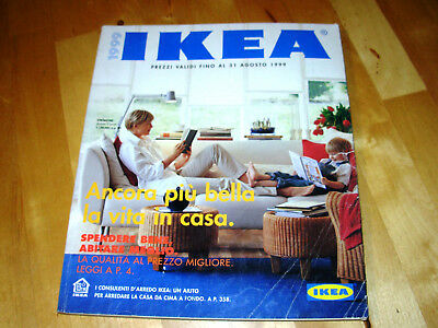Cataloghi Ikea annate 1999-2000