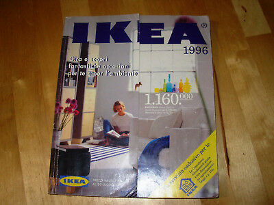Cataloghi Ikea annate 1996 - 1997