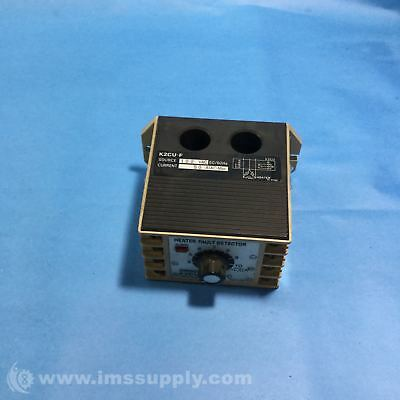 Omron K2CU-F40A-C Detector Switch Heater Fault Detector USIP