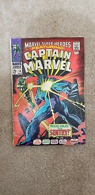 Marvel Superheroes #13 1st Appearance of Carol Danvers