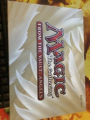 MTG Magic The Gathering FROM THE VAULT ANGELS FTV FACTORY SEALED BOX NEW