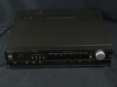 Technics SU-A6MK2 Stereo DC Control Amplifier Pre-Amp - Tested Working!