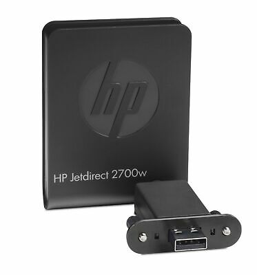 New  HP Jetdirect 2700w USB Wireless Print Server BJ8026A