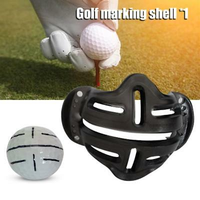Outdoor Sports Golf Ball Marker Liner Drawing Marking Alignment Tools