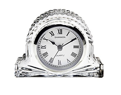 Godinger Shannon Mantle Clock, Small